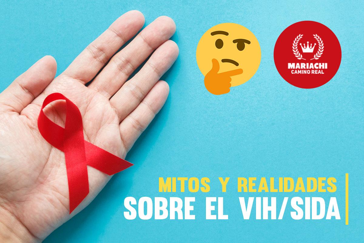 mitos sobre vih/sida